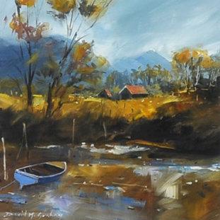 Autumn Colour, Near Loch Rannoch