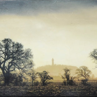 Wallace Monument From Lecropt II
