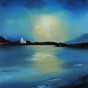 Morning Reflections, Isle Of Ornsey