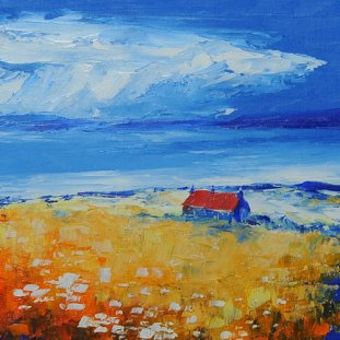 Cottages At Traigh Mor, Iona