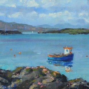 Fishing Boat, Crinan