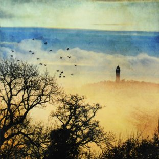 Wallace Monument From Row Road II