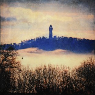Wallace Monument From Row Road I