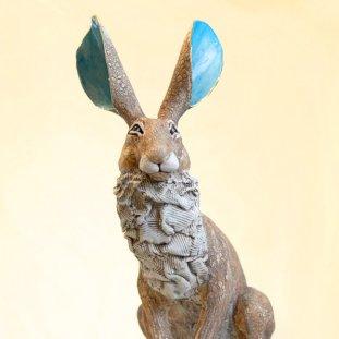 Large Sitting Hare