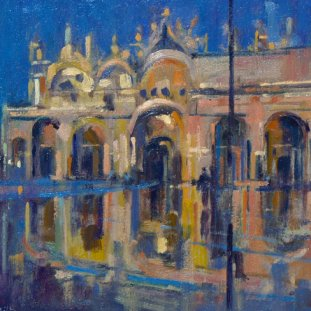Evening, San Marco