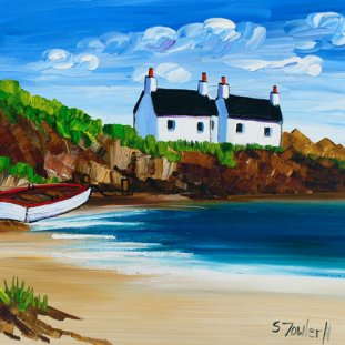 Cove Cottages & Boat