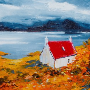 Cottage At East Bays, Harris