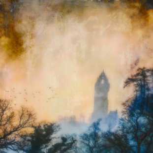 Wallace Monument Sunrise