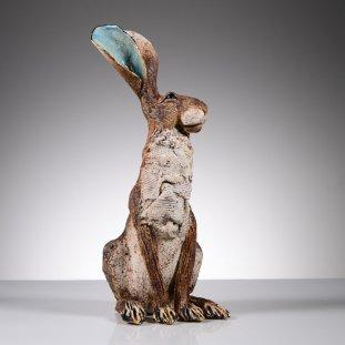 Sitting Hare Medioum