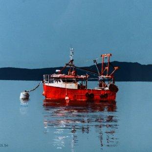 Lobster Boat, Argyll