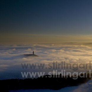 Stirling Winter Mist