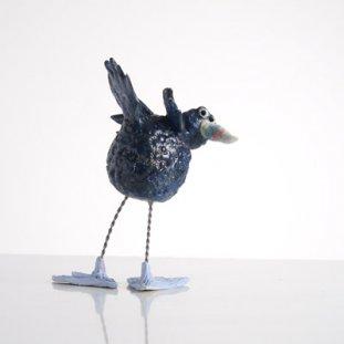 Dark Blue Bird