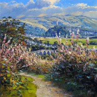 Gowan Hill To The Ochil Hills