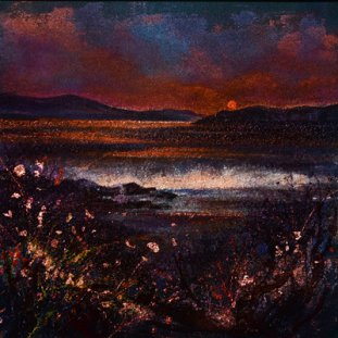 Hebridean Twighlight