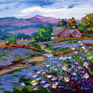 Bluebells Rowardennan