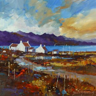 Summer Cottages, Skye