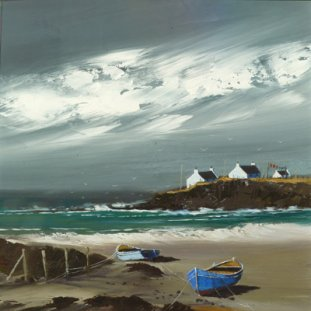 Coastal Cottages, Wester Ross