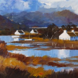 Highland Cottages By Ballachulish
