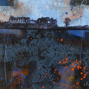 Stirling Castle At Dusk