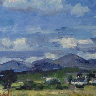 Fields Towards Ben Ledi