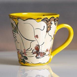 Hand Painted Mug