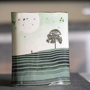 Twilight Walk Vase