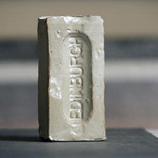 Edinburgh Brick Vase